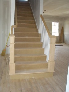 Portfolio Wood Pro Custom Stair Installations